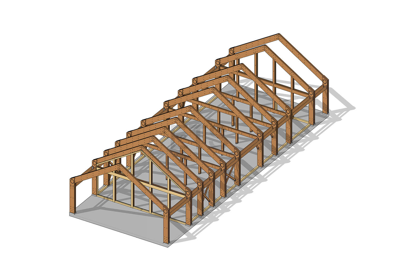 Проект Барнхаус (Barnhouse) от ETS