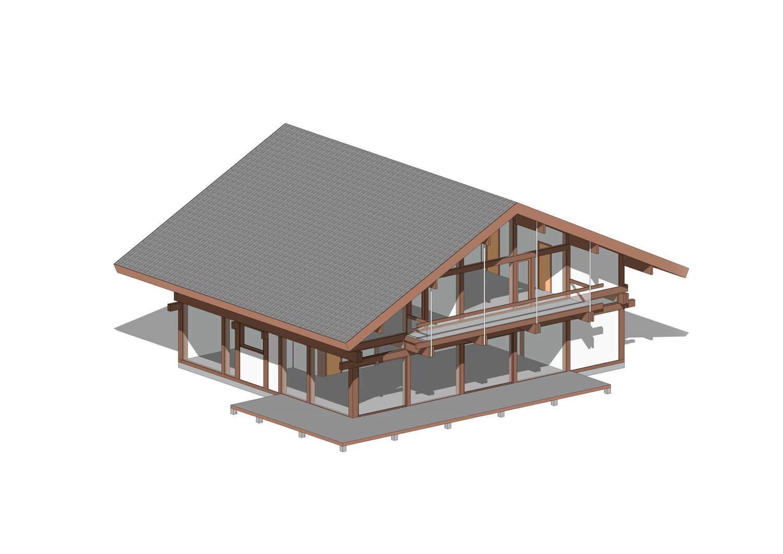 Проектирование фахверковых домов от ETS
