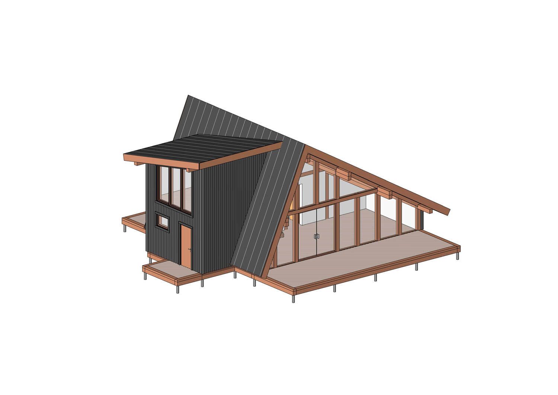 Проект А-дома